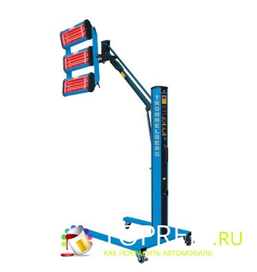 Рамный стапель для быстрого ремонта