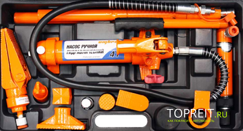 инструмент для автомобилей: