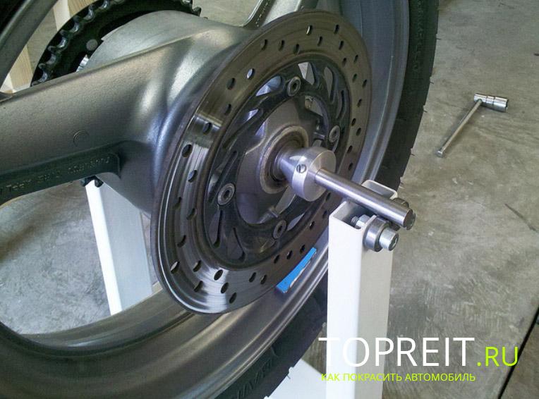 балансировка колес